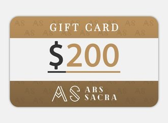 GIFT CARD 200 USD