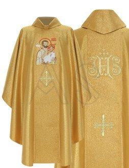 "Gothic Chasuble ""Saint Joseph"" 432-G63g"