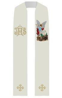 "Gothic stole ""Michael the Archangel"" SH718-K"