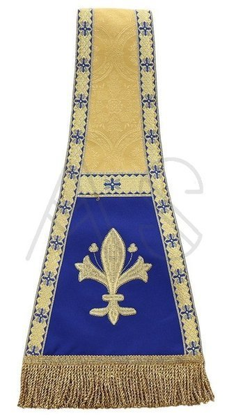 """Chasuble """"St. Philip Neri"""" F782-GN25"""
