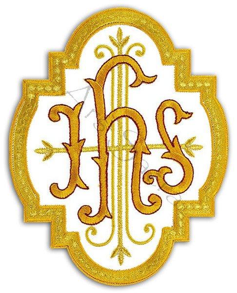 """Emblem """"IHS"""" AP-IHS-2"""