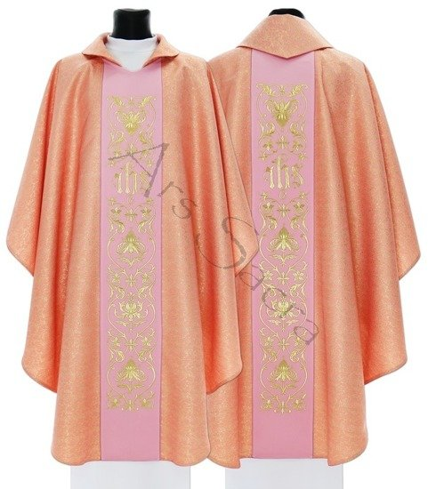 Gothic Chasuble 518-R9