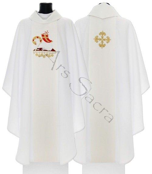 "Gothic Chasuble ""Lamb"" 601-ABg"