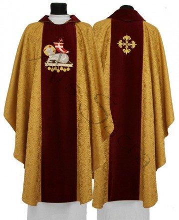 "Gothic Chasuble ""Lamb"" 601-AGC16"