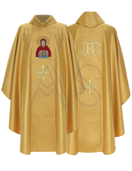 "Gothic Chasuble ""Saint Veronica"" 434-G63g"
