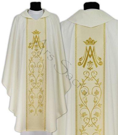 Marian Gothic Chasuble 085-K