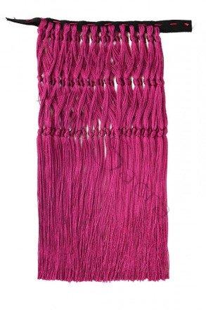 Purple fringes FRINGES-F