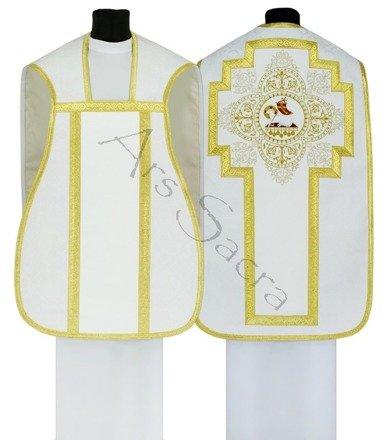 "Roman chasuble ""Lamb"" R562-AB25"