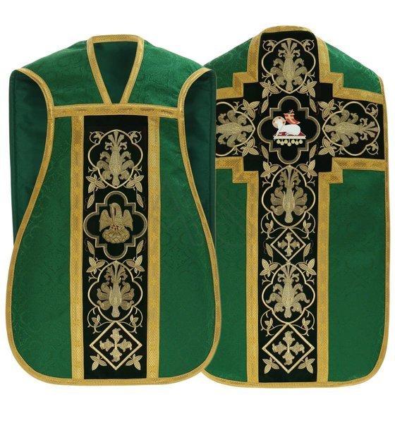 """Roman chasuble """"Lamb"""" R814-AZ25"""