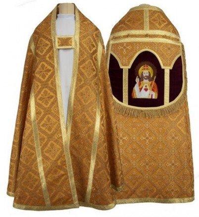 "Roman cope ""Christ the King"" KR3-AGC50"