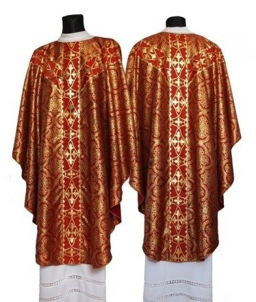Semi Gothic Chasuble GY102-C14