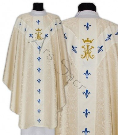 Semi Gothic Chasuble GY659-K25
