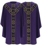 Semi Gothic Chasuble GY579-AF