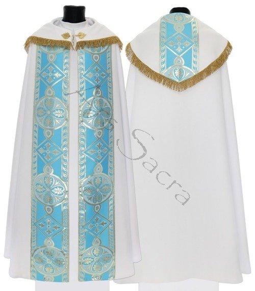 Chape gothique mariale K013-BNf