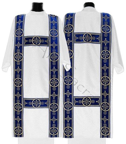 Dalmatique gothique DF579-ABN25