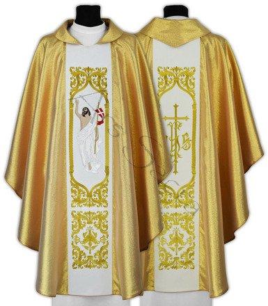 """Casulla gótica """"Jesús Resucita"""" 517-G"""