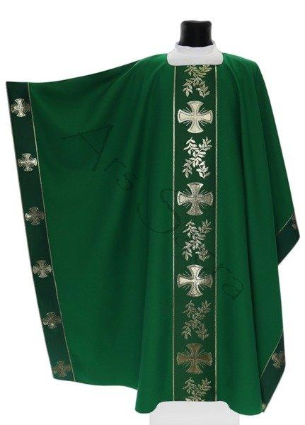 """Casulla monástica """"Cruces de Malta"""" MX006-Z"""